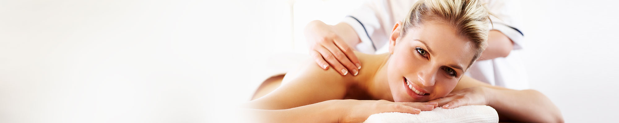 relax at home with a massage
