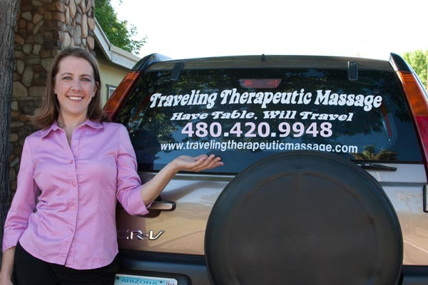 Licensed massage therapy brought to you