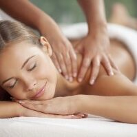 Receive a therapeutic massage at home